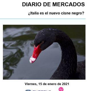 DIARIO DE MERCADOS Viernes 15 Enero