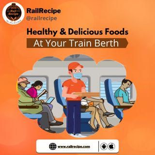 b'How Did I learn to Stop Worrying and Love Food Delivery on Train From RailRecipe_' (Podcastle.ai)