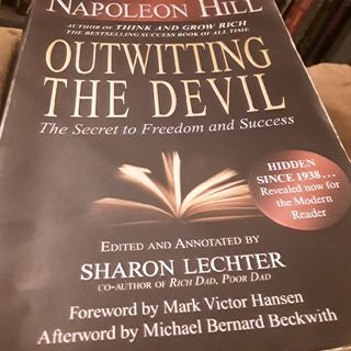 Chapter One: Outwitting The Devil By Napolean Hill