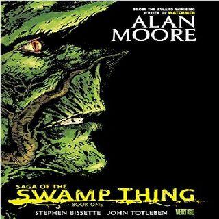 Alan Moore's Swamp Thing Saga Book One (Spoiler Free)