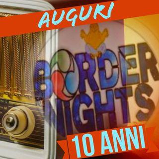 Border Nights, puntata 381 - ANNIVERSARIO 10 ANNI (Mauro Biglino con Giorgio Cattaneo, Francesco Lucà 16-03-2021)