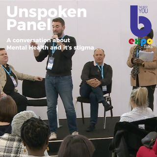 Unspoken Panel at The Best You EXPO