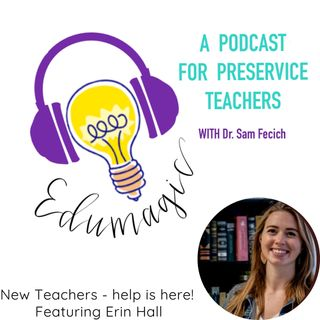 New Teachers - help is here featuring Erin Hall -28