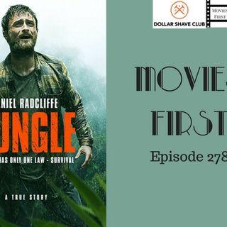 278: Jungle - Movies First with Alex First & Chris Goleman