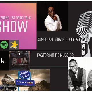 Uheardme 1ST RADIO TALK SHOW - Pastor Mittie Muse Jr.