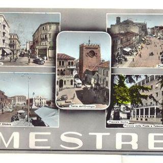 Mestre città d'acque