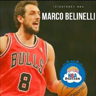ISTANTANEE NBA: MARCO BELINELLI