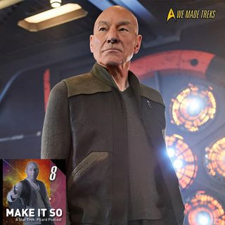 8. Star Trek: Picard 1x03 - The End is the Beginning