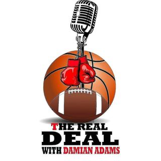 The Real Deal with Damian Adams