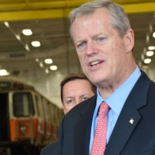 Gov. Baker Requests $50 Million For T Upgrades