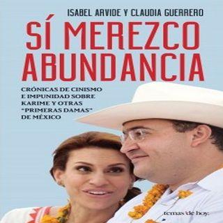 Presenta Isabel Arvide su libro Si merezco abundancia