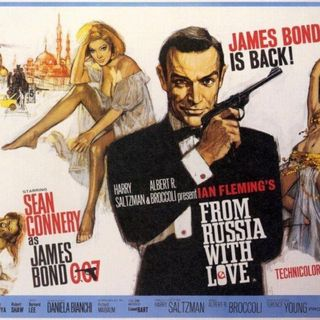 PODCAST CINEMA : SAGA JAMES BOND / Avis sur le film BONS BAISERS DE RUSSIE [ CinéMaRadio ]