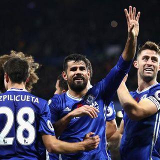 PREMIER LEAGUE: Liverpool & Chelsea run riot, Arsenal & City drop points