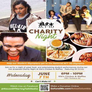 ACT-SO Charity Night