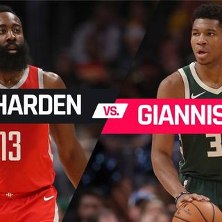 Giannis vs. Harden Debate. Who is the real MVP?