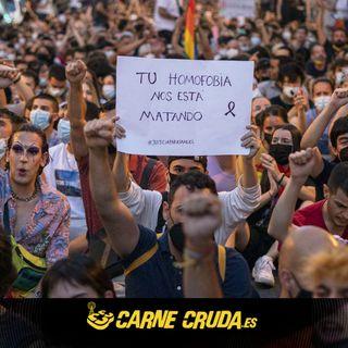Homofobia: qué alimenta el odio (CARNE CRUDA #919)
