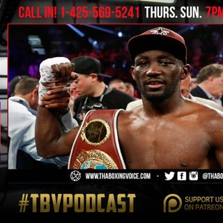 ☎️Terence Crawford-Egidijus Kavaliauskas🤮Possible For Fall🤬🤦🏿‍♂️