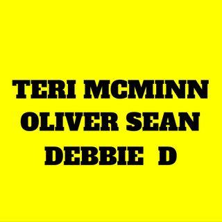 STEVE LUDWIG'S CLASSIC POP CULTURE # 116 ~ TERI McMINN OLIVER SEAN DEBBIE D