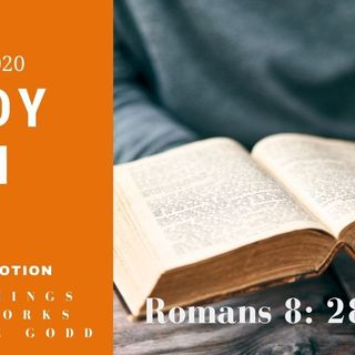 STUDY THE BIBLE WITH ME _ Morning Devotion _ MARK 11- 22-25 PART 3