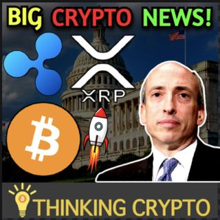 Ripple XRP - Gary Gensler Will Throw Out SEC Lawsuit? & Token Taxonomy Act Reintroduced!
