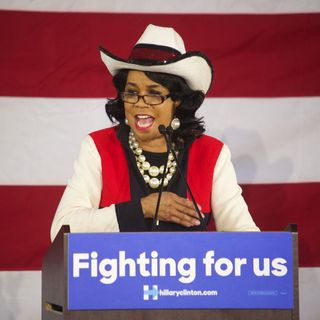 Wayne And Megan Talk About Horrible Congresswoman Frederica Wilson
