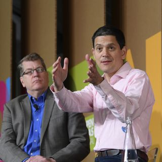 David Miliband on Fixing the Refugee Crisis