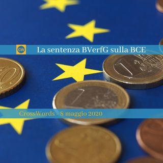 La sentenza BVerfG sulla BCE