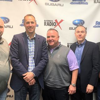 David Shavzin with The Value Track, Monte Ortel with Mitsubishi Electric Classic and Mike Maloney with TPC Sugarloaf