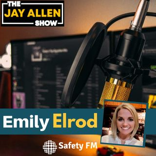 Emily Elrod at Safety Day 2021