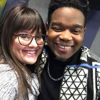 My Chat with Maze Runner Star Dexter Darden!
