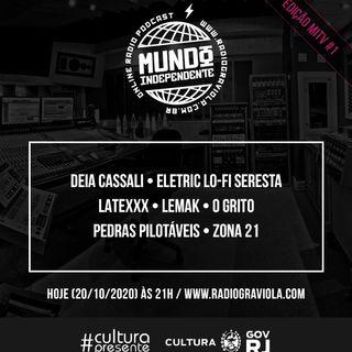 EP. MITV #1 - Mundo Independente TV #1 - Edital Cultura Presente nas Redes