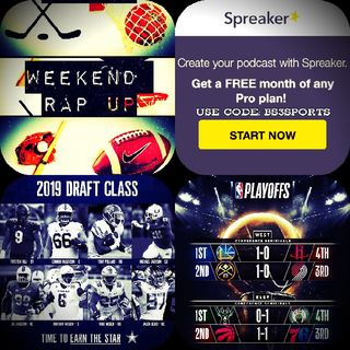 "Weekend Rap Up Ep. 126 - ""Give Your Team a #NFLDRAFT Grade