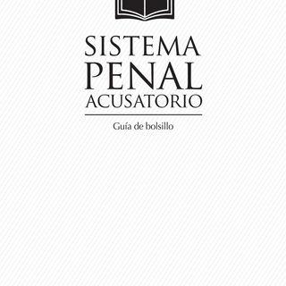 guia de bolsillo del sistema penal acusatorio - parte 14