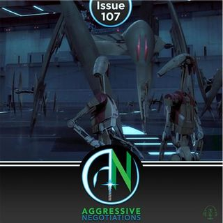Issue 107: Droid That Meets the Eye