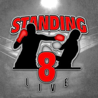 Standing 8 Live 9/26/2019 Jose Spearman
