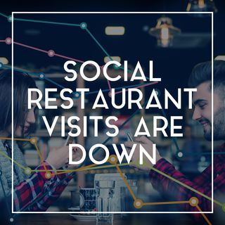42 Restaurant Traffic is Down by Almost 30 Percent