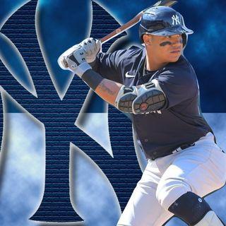 Thairo Estrada: Un Yankee de pies a cabeza