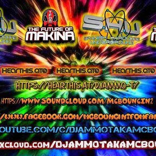 DJ AMMO-T NEW BOUNCY MAKINA MIX 14-7-2020 183 BPM