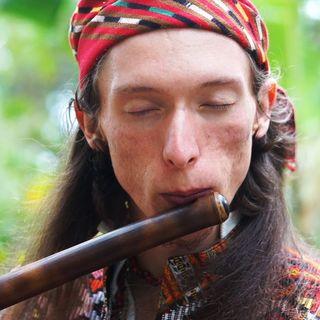 Tommy Harevis - Świat dźwięku w świecie szamanizmu- tradycyjne leczenie dźwiękami i pieśniami