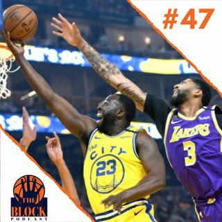 #47 - A Primeira Rodada do Play In