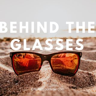 1379 Behind the Glasses