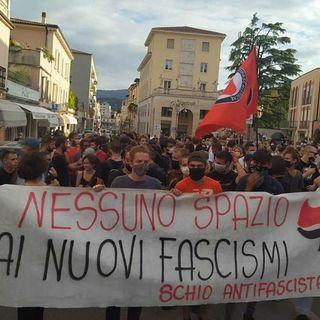 """""""Cioni e Donazzan da bastonare"""": querela per la pagina Facebook Schio Antifascista"""