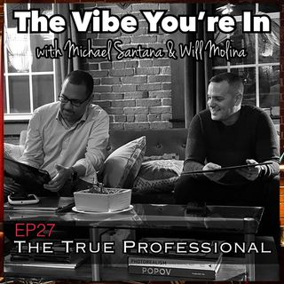 EP 27: The True Professional