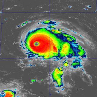 Episode 17 - Hurricane Dorian