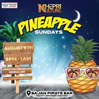 Khepri Kulture - Pineapple Sundays LIVE AUDIO