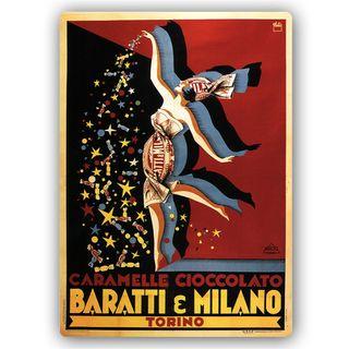 """Manuela Viglione """"Baratti & Milano. Una grande storia del gusto a Torino"""""""
