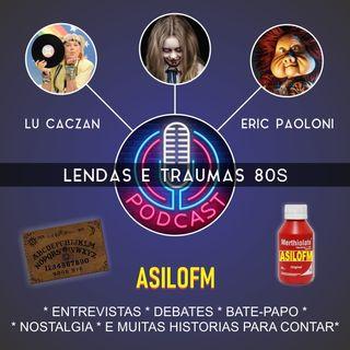 Podcast Lendas e Traumas dos anos 80 e 90