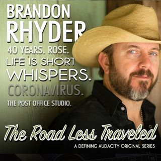 Brandon Rhyder: Rising from the ashes