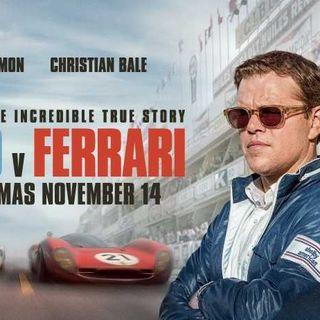 Damn You Hollywood: Ford v Ferrari