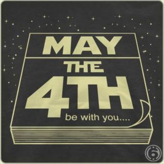 #maythe4thbewithyou - @LateNightParent